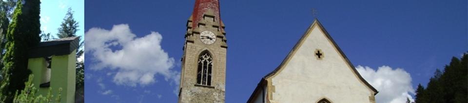 Die römisch-katholischen Pfarren in Landeck